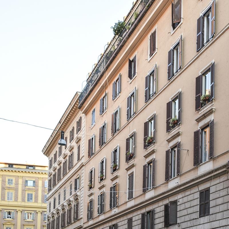 Roma Sallustiano Via Raffaele Cadorna trilocale in vendita